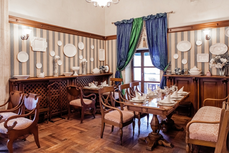 Фотография: Ресторан Троекуровъ