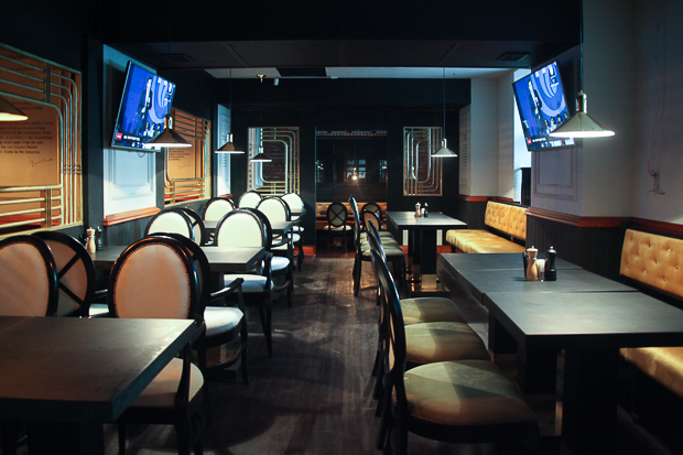 Фотография: Бар Alibi Bootlegger's Booze Bar