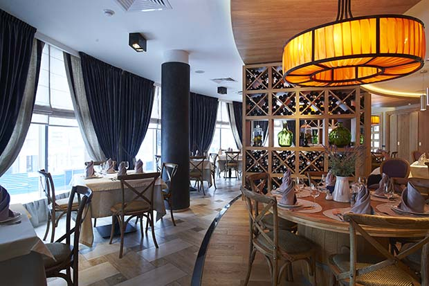 Фотография: Ресторан Fratelli Spirini