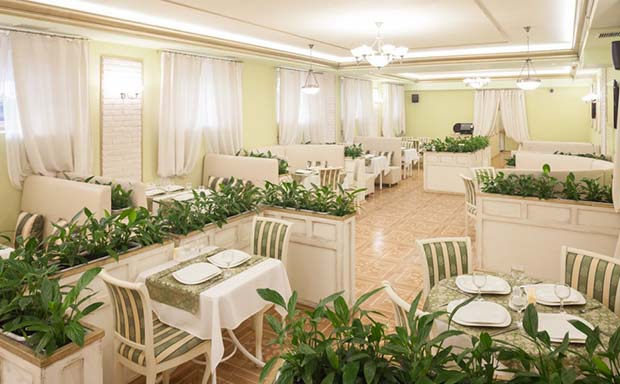 Фотография: Ресторан Золотая олива