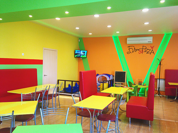 Фотография: Fast food Блин да Pizza