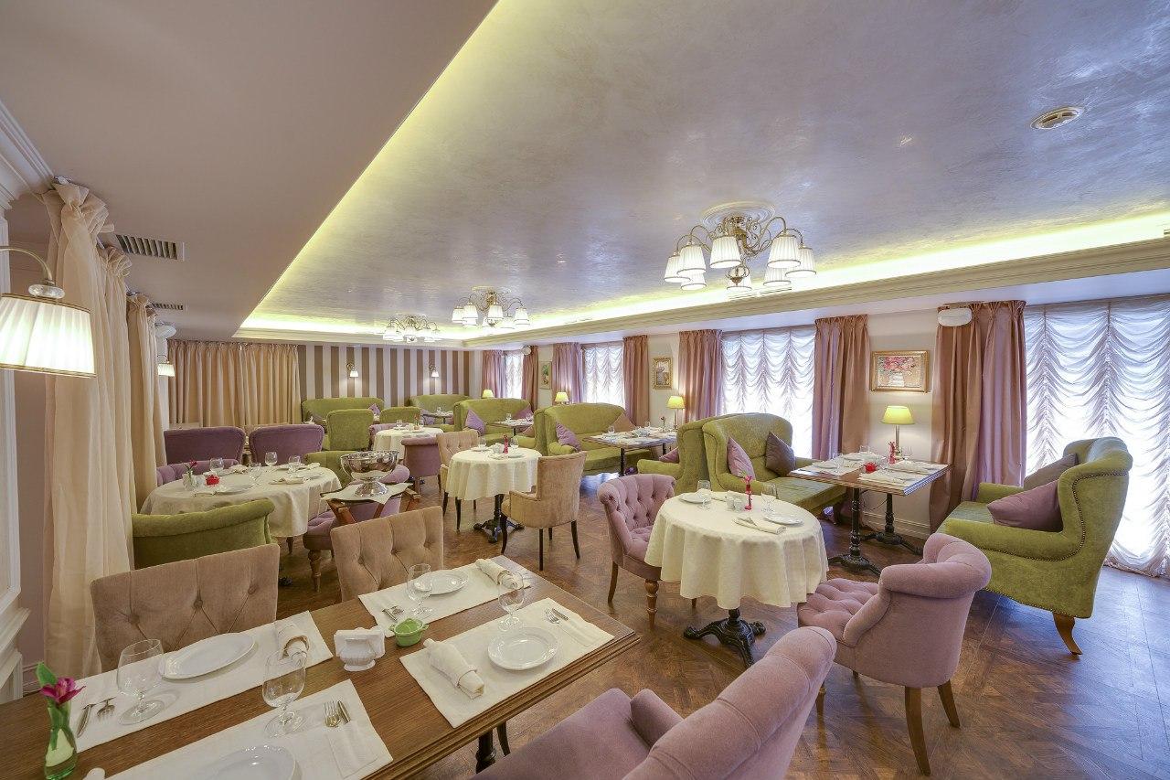 Фотография: Ресторан при отеле (гостинице) Крюшон