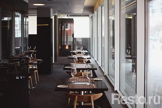 Фотография: Ресторан при отеле (гостинице) Monk