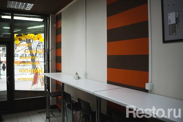 Фотография: Fast food Mr. Che