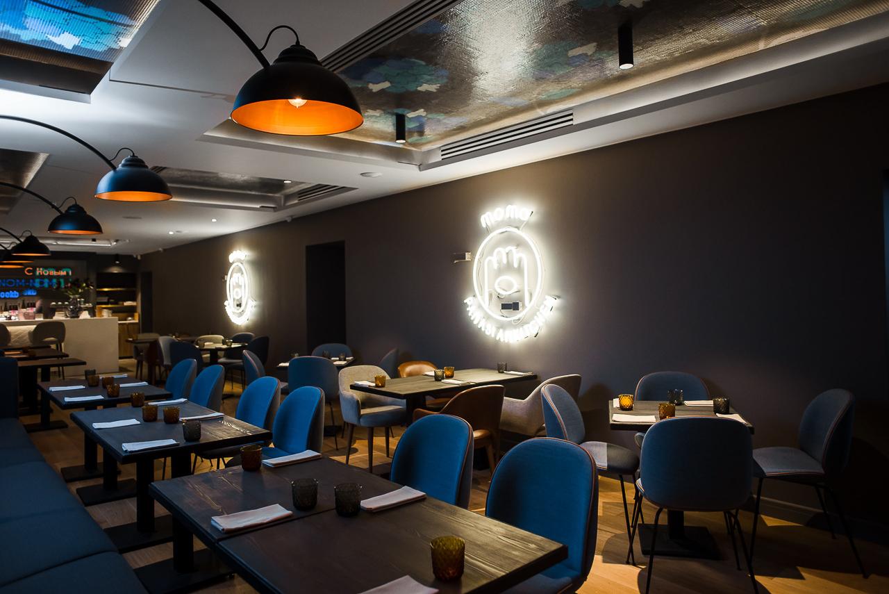 Фотография: Ресторан МОМО