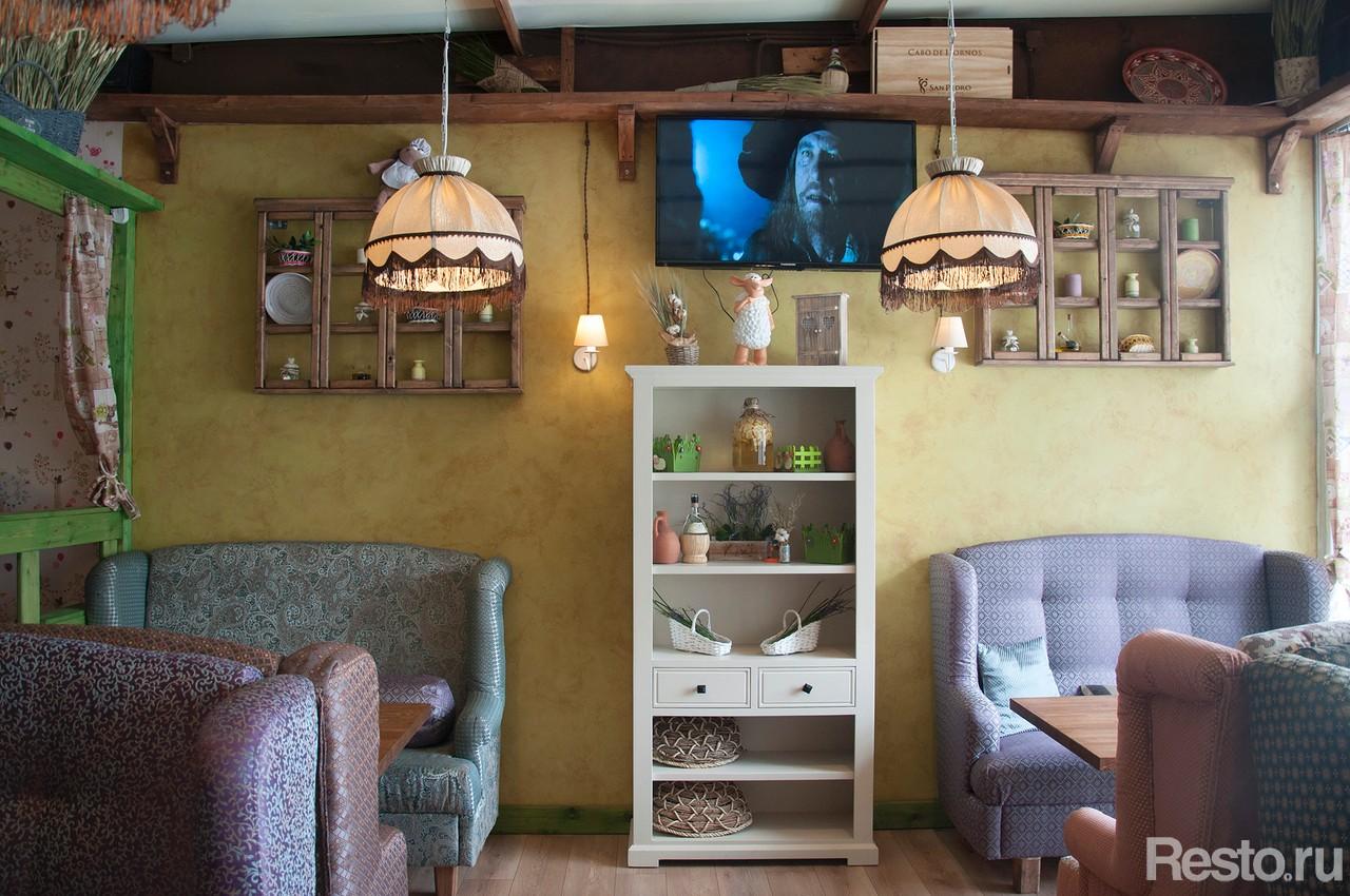 Фотография: Ресторан Барашка на Гранате