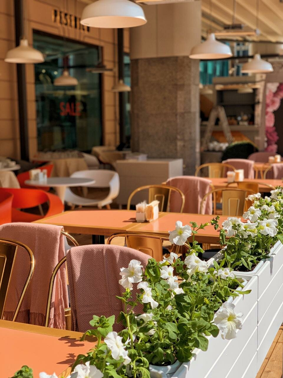 Фотография: Ресторан Grand Buffet Europe