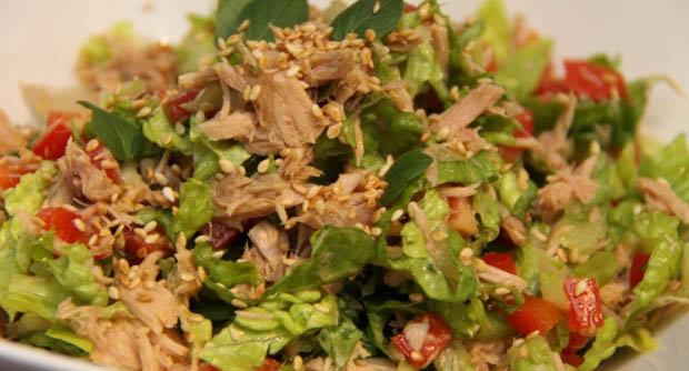 Рецепты салат с тунцом фото