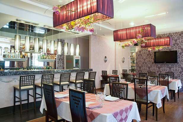 Фотография: Ресторан Fleur de lys