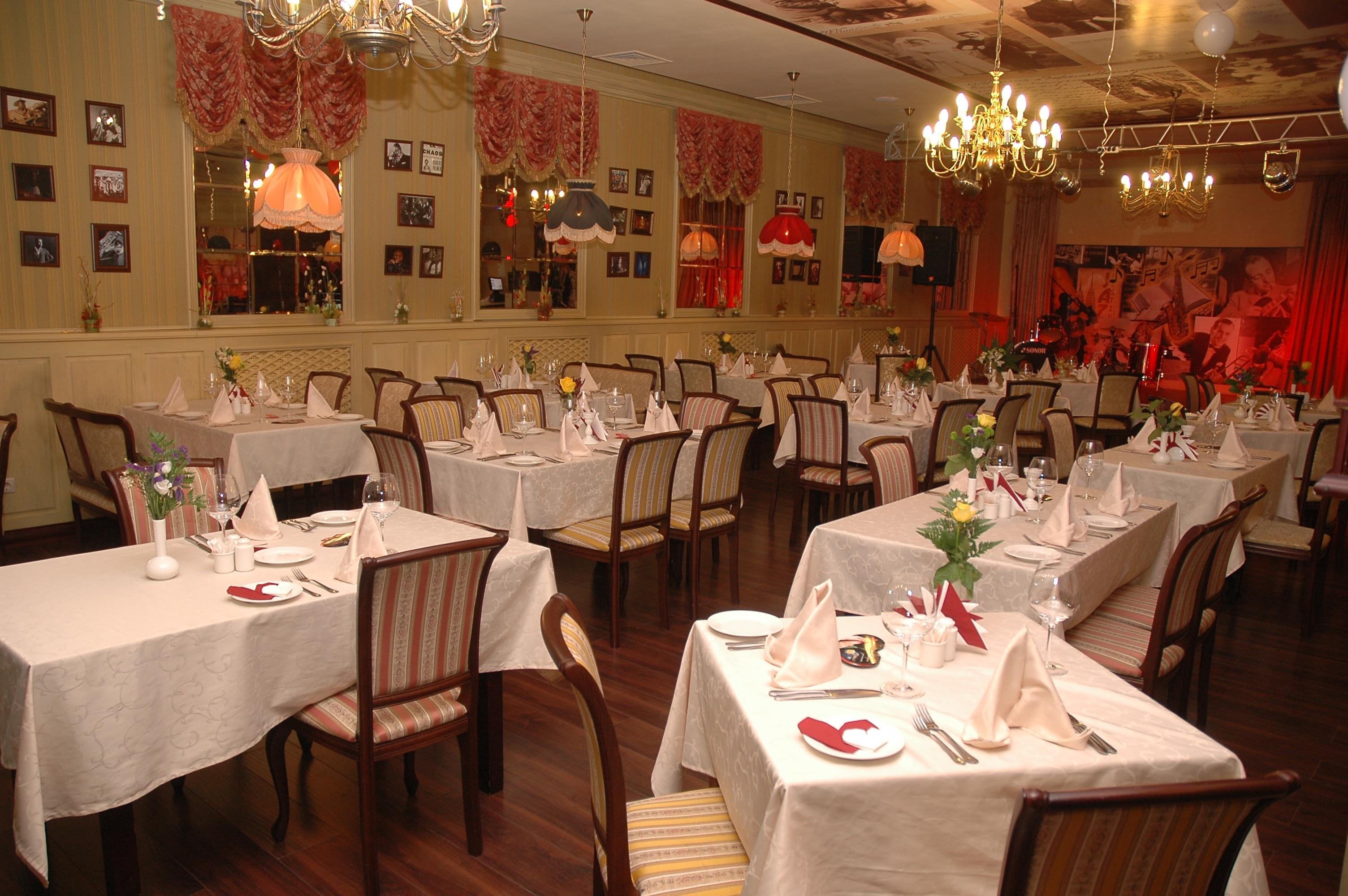 Фотография: Ресторан Перекресток джаза