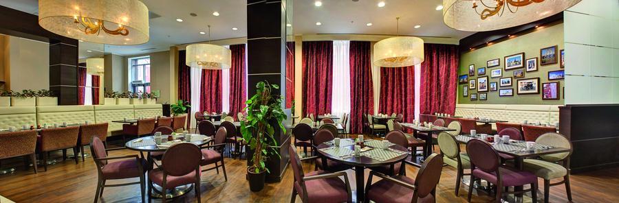 Фотография: Ресторан Кортъярд Марриотт Казань Кремль