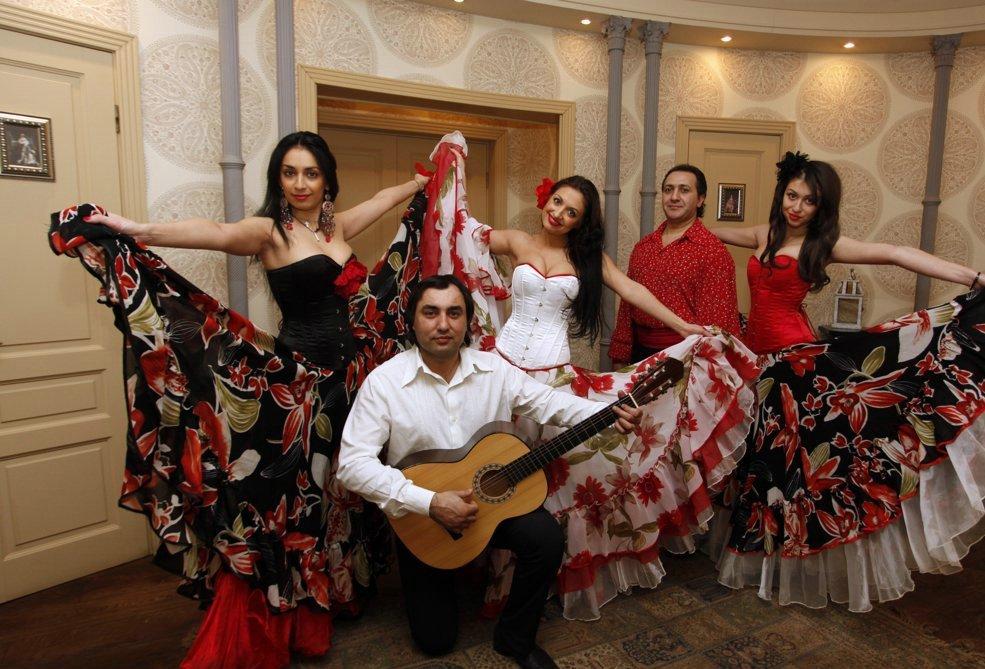 Крутые цыгане русские фото