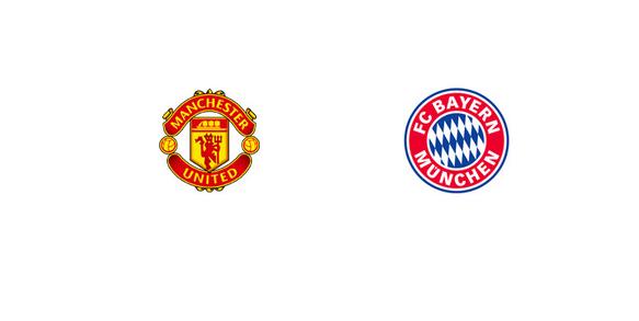 Манчестер юнайтед бавария лига чемпионов онлайн