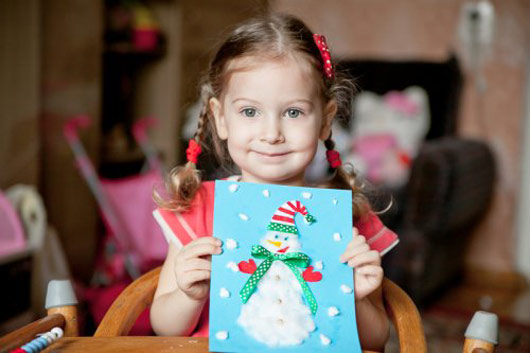 Сделать своими руками подарок на рождество