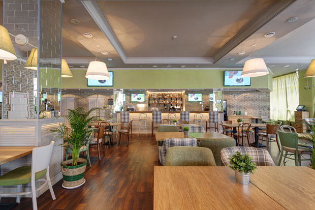 Фотография: Ресторан Кафетерий № 1