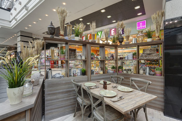 Фотография: Ресторан GRANO от Уильяма Ламберти