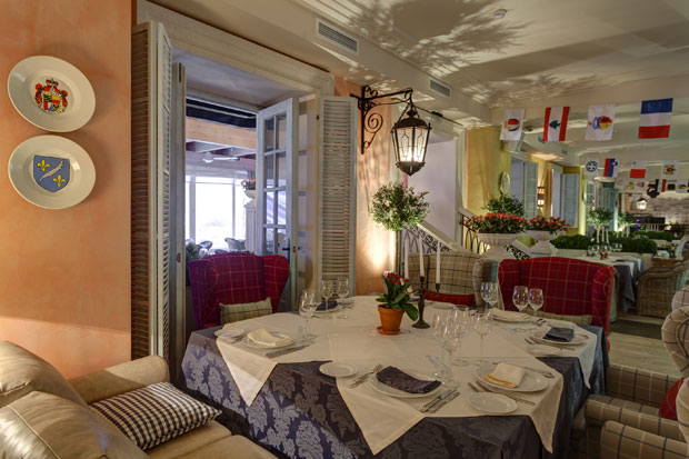 Фотография: Ресторан La Taverna