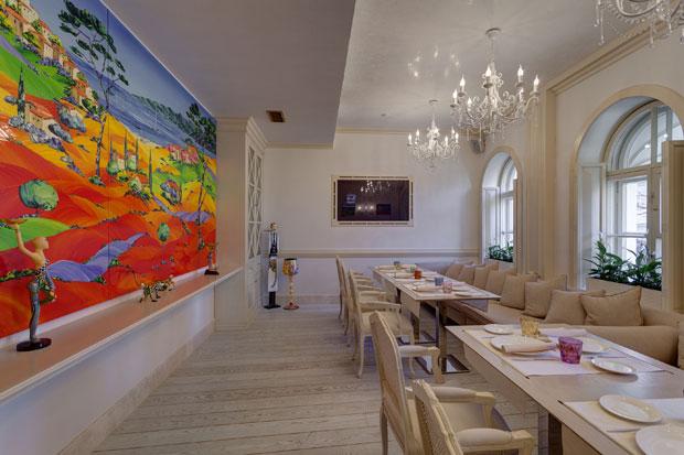 Фотография: Ресторан БЕЛЫЙ