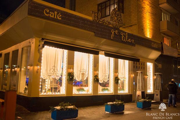Фотография: Ресторан Blanc de Blancs