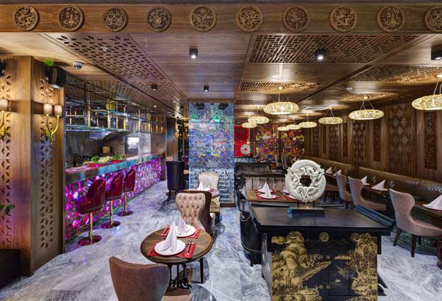 Фотография: Ресторан Soluxe Club