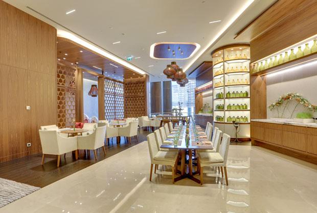 Фотография: Ресторан Acapella Restaurant & Lounge