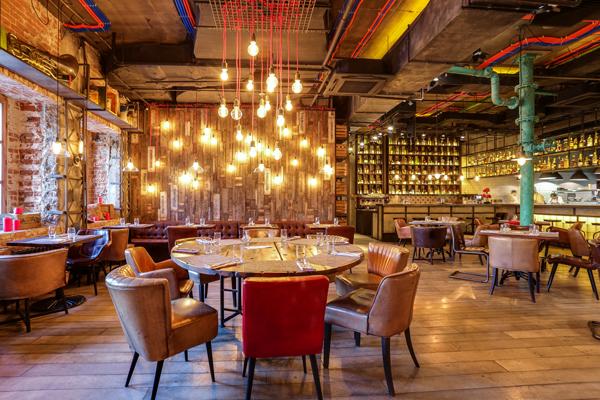Фотография: Ресторан Фаренгейт