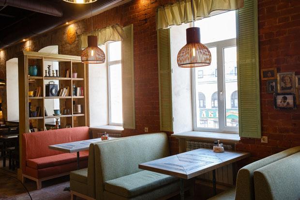 Ресторан Нияма на Новокузнецкой — Отзывы