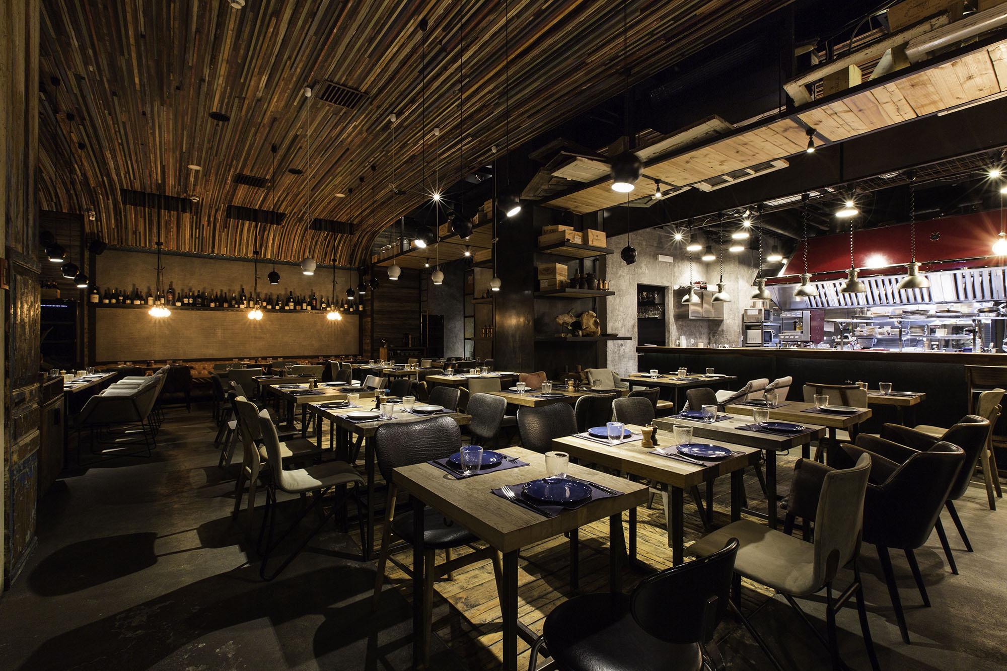 Фотография: Ресторан AQ Kitchen