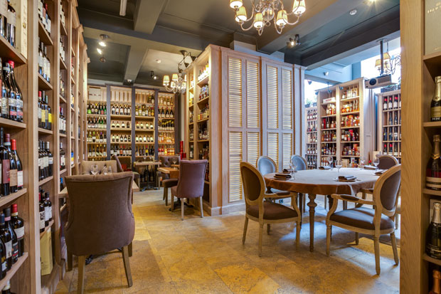 Фотография: Винный ресторан Винотека Grape