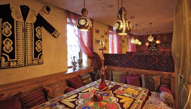 Фотография: Ресторан ЛябиХауз Чайхона