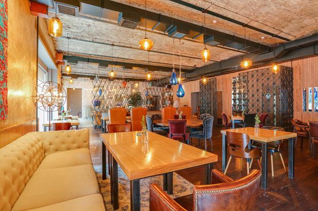 Фотография: Ресторан Mr. Ливанец