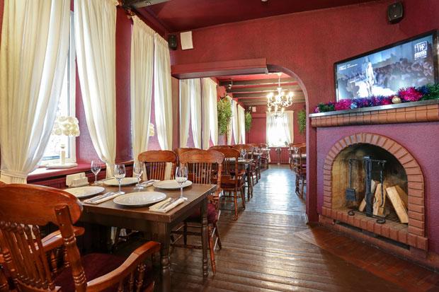 Фотография: Ресторан Ресторан XIV