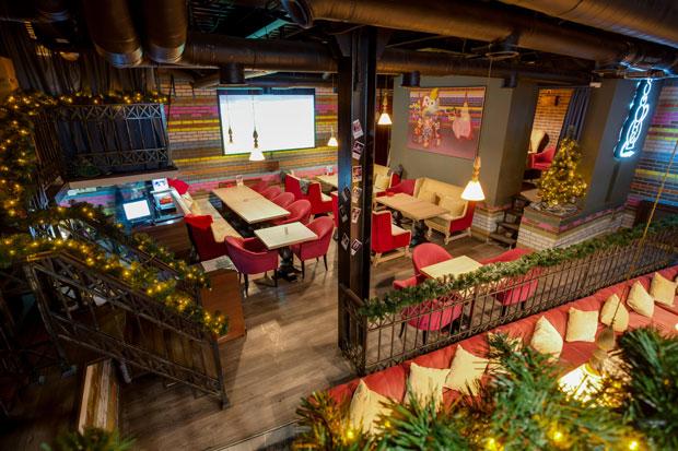 Фотография: Кафе Smoke Lounge Кальянная №1