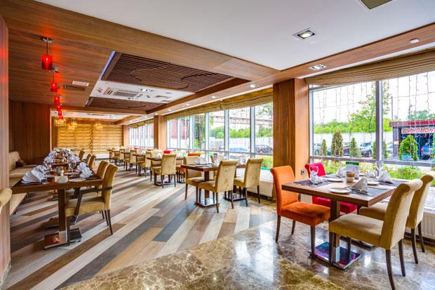 Фотография: Ресторан Park Cafe