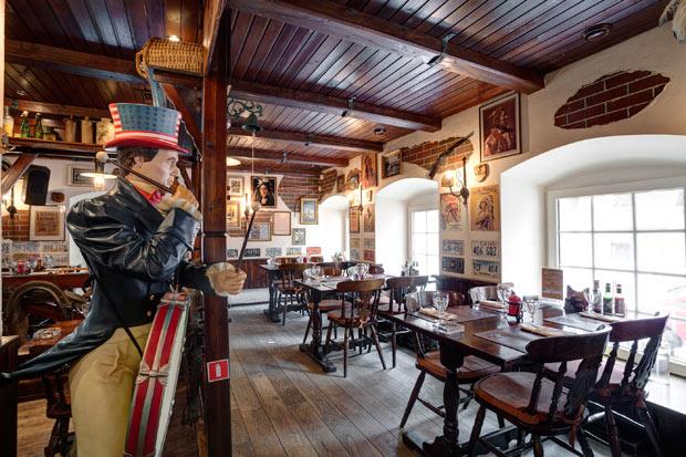 Фотография: Ресторан Стейк-хаус Луизиана