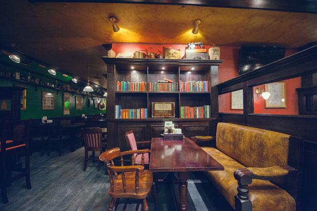 Фотография: Ресторан O'Donoghue's pub