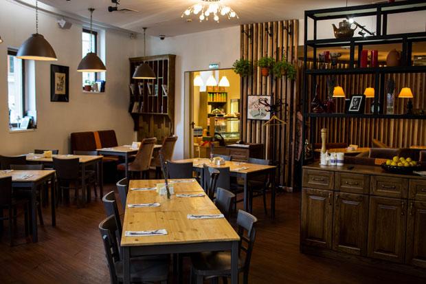 Фотография: Кафе Corner café& kitchen