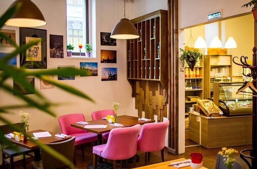 Фотография: Кафе Corner café & kitchen