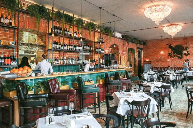 Фотография: Винный ресторан Petit cafe