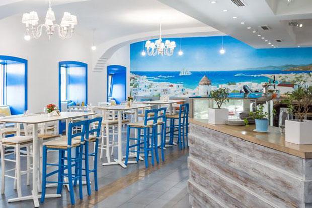 Фотография: Ресторан Porto Mykonos