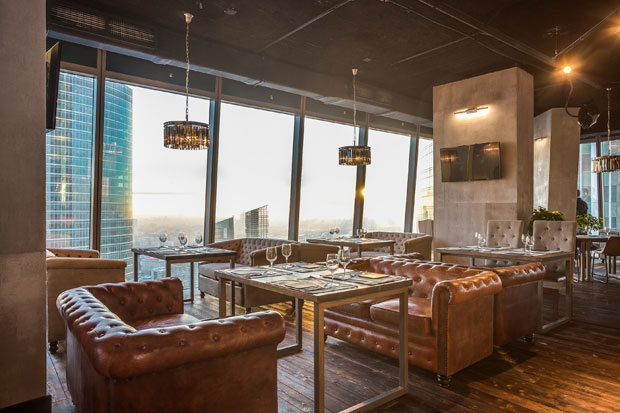 Фотография: Ресторан AVIATOR Ресторан&бар