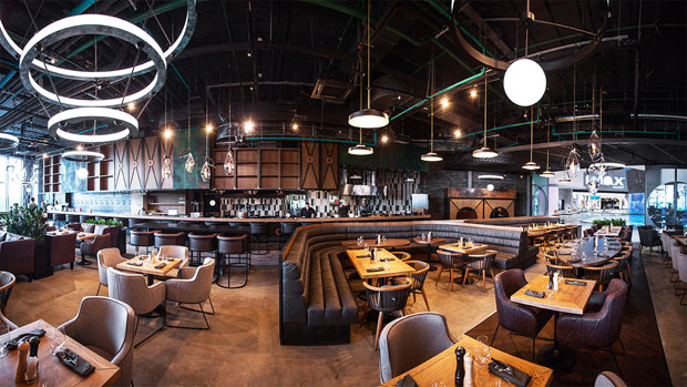 Фотография: Ресторан Жаръ Grill & Bar