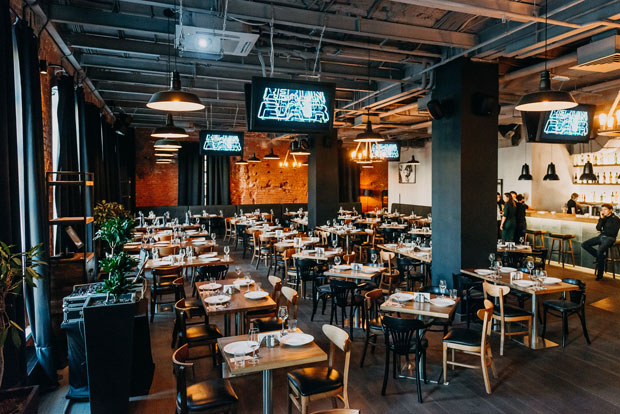 Фотография: Ресторан Bolshevik Loft