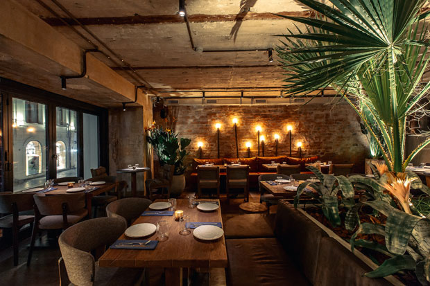 Фотография: Ресторан DANTE kitchen+bar