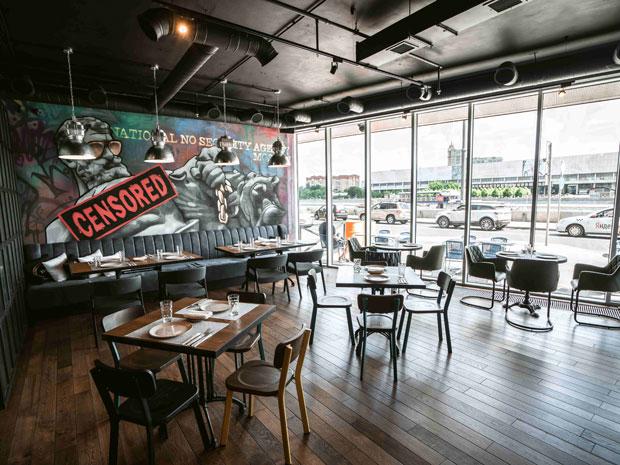Фотография: Ресторан No Security Grill