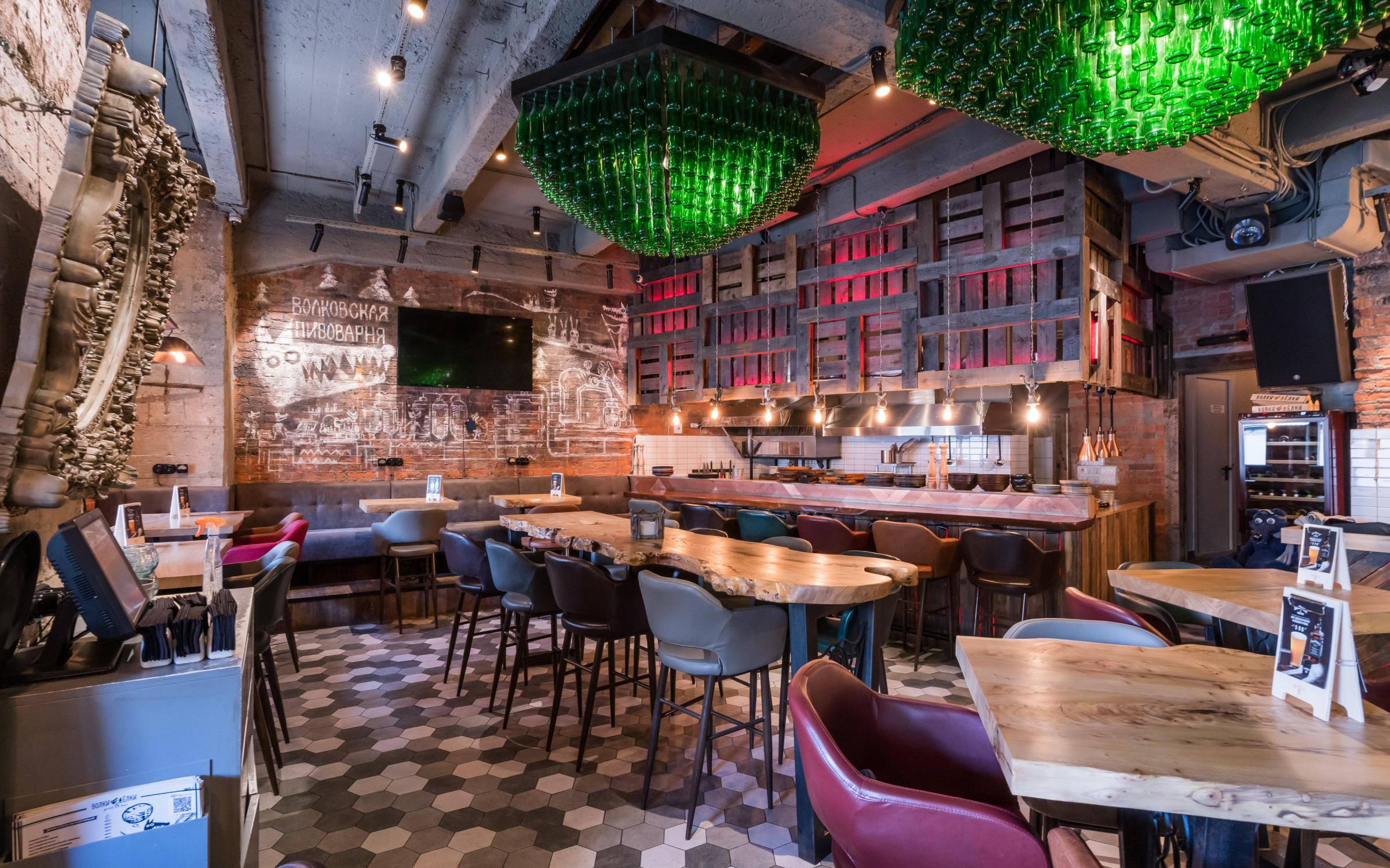 Фотография: Ресторан Волки & Елки
