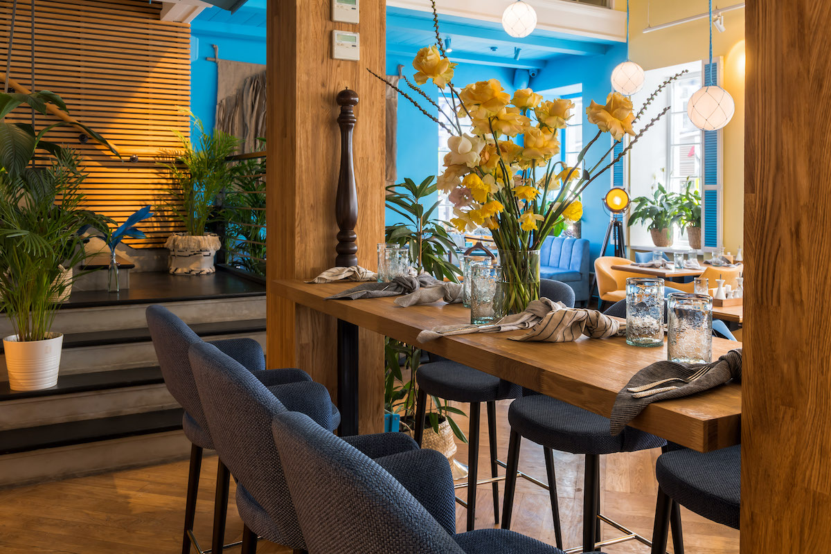 Фотография: Ресторан Черетто море
