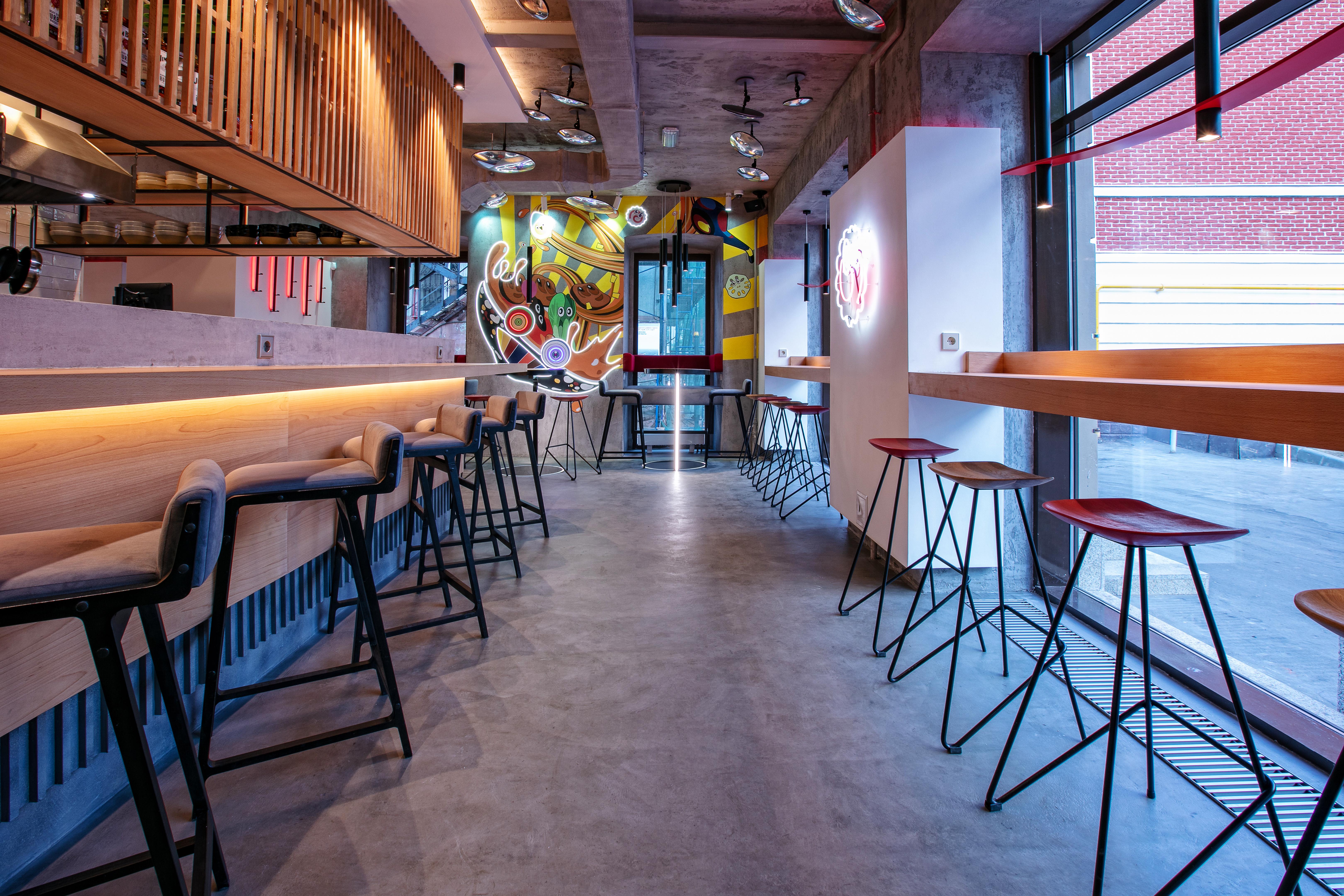 Фотография: Ресторан Ra'Men Bar