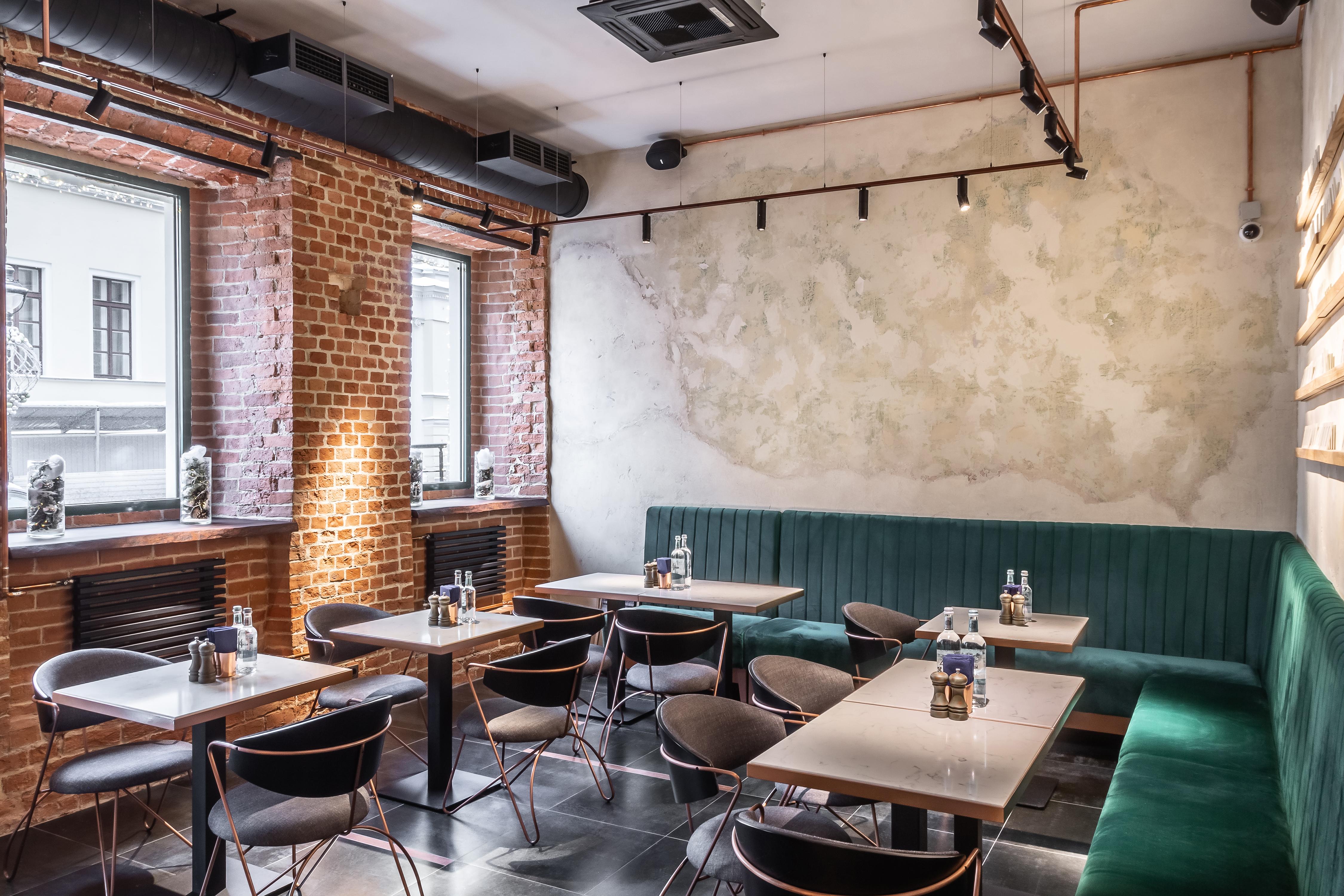 Фотография: Ресторан Дюжина Устрицы и Вино