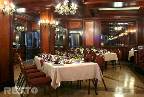 Фотография: Ресторан Алроса на Казачьем